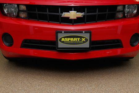 Aspart X Garage Floor