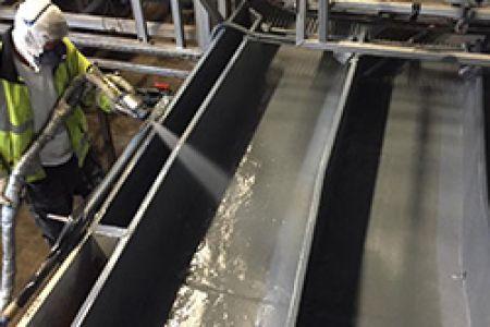 Fiberglass Production Chutes Thumbnail 250x233