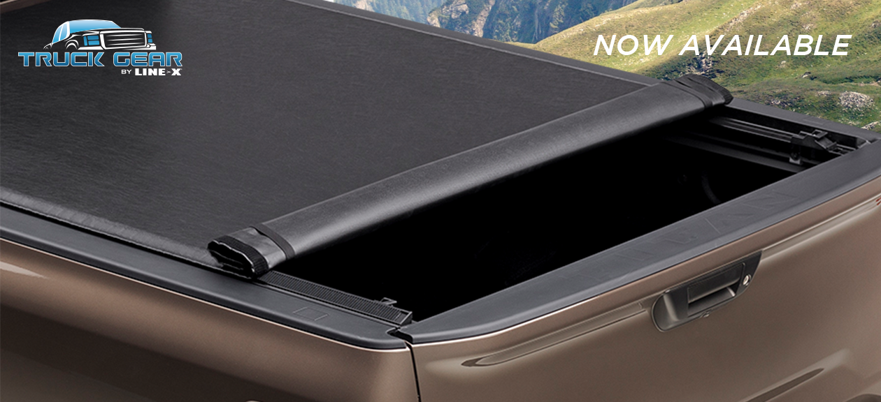 Home Page Deluxe Roll Up Tonneau Cover