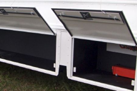 Bus Luggage Compartment Case Study
