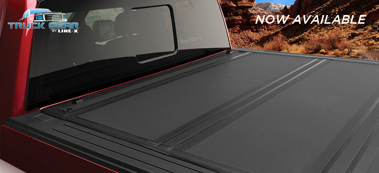 Home Page Stealth Hard Folding Tonneau Cover