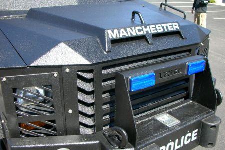 Swat Truck
