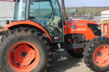 Tractor Canopy Case Study