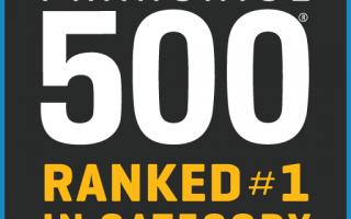 F500 Ranked1 Badge 2019